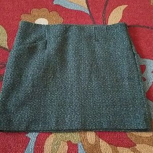 Outback Red Tweed mini skirt sz 12